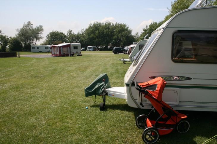 Hawthorn Farm Caravan Club Site 2