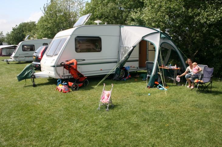 Hawthorn Farm Caravan Club Site