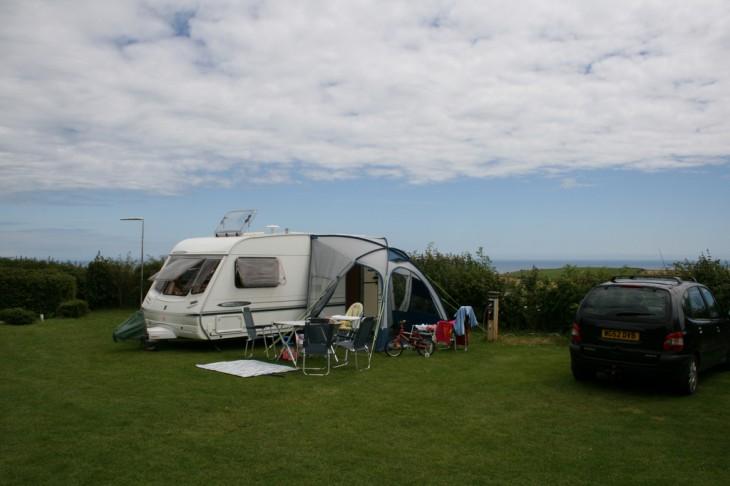 Hillhead Caravan Club Site 3