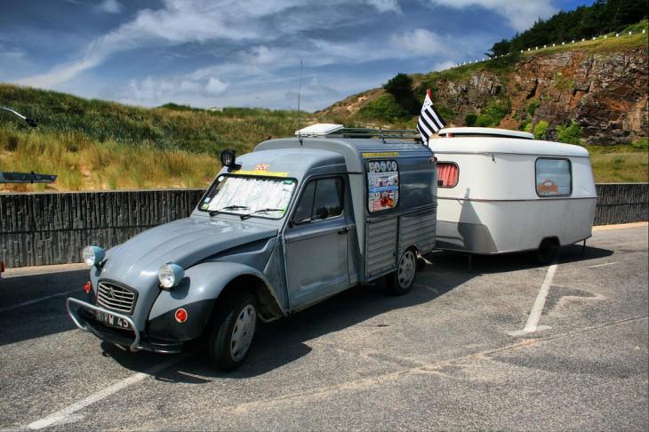 French Caravan
