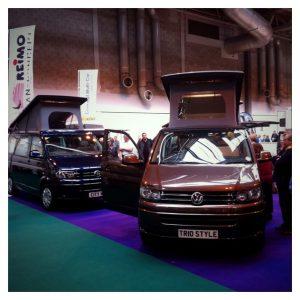 Caravan & Motorhome Show 2010