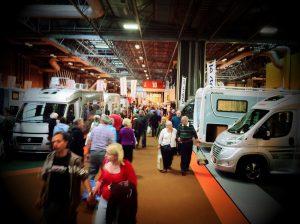 Motorhome & Caravan Show 2011