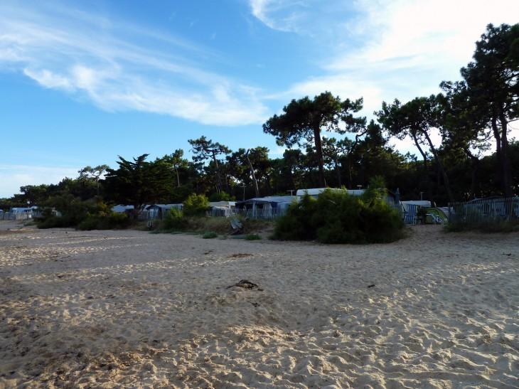 The Beach at INDIGO NOIRMOUTIER