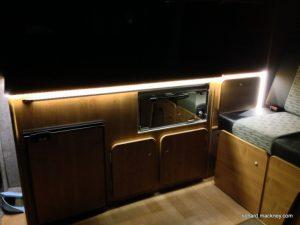 LED lighting for the Campervan