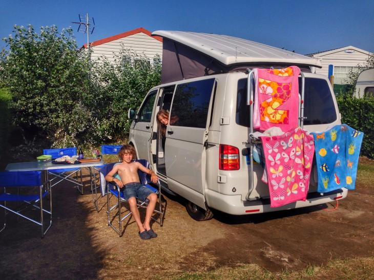 Camping Le Point du Jour