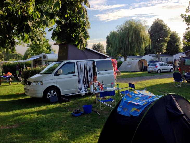 Camping Saint Michel
