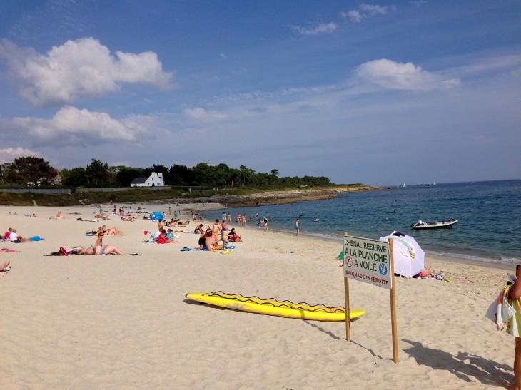 Kermor Beach
