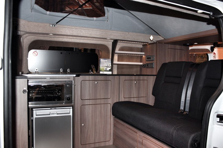 Campervan Interior
