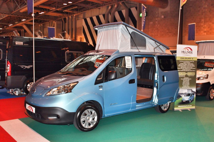 The World's First Electric Campervan