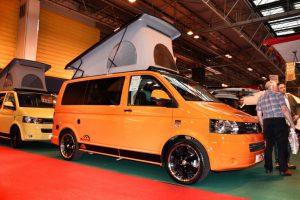 Motorhome and Caravan Show 2014