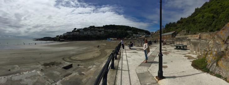 Looe Beach Cornwall