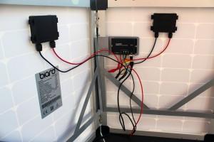 Biard 100W Folding Solar Panel Kit