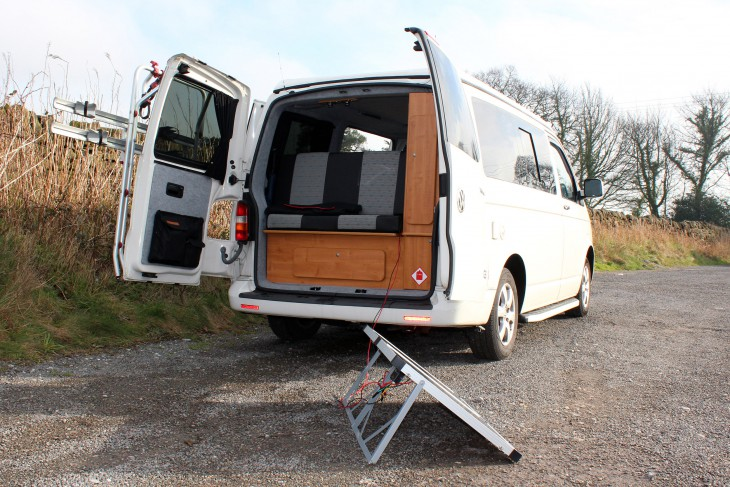 Biard 100W Portable Solar Panel
