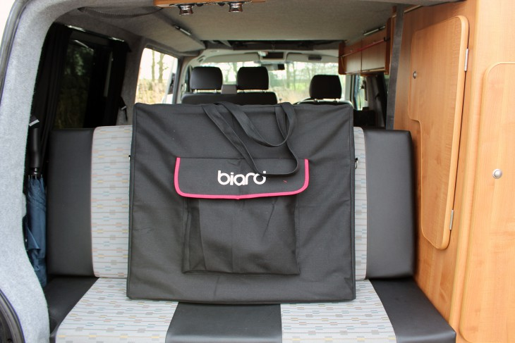 Biard Solar Panel Bag