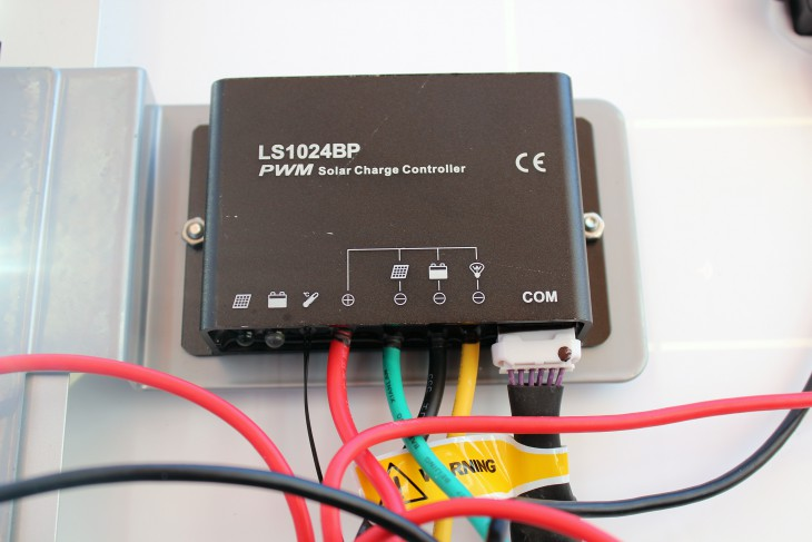 LS1024BP PWM Solar Charge Controller