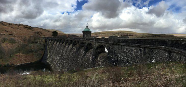 Craig Goch Dam - Rhayader - Elan Valley