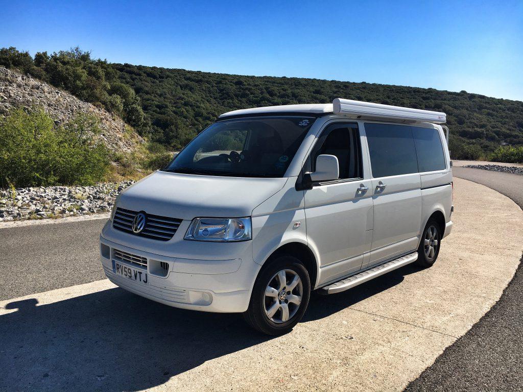 South of France Campervan Road Trip