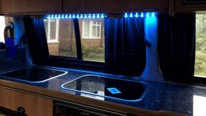 Cheap LED lighting for the Campervan