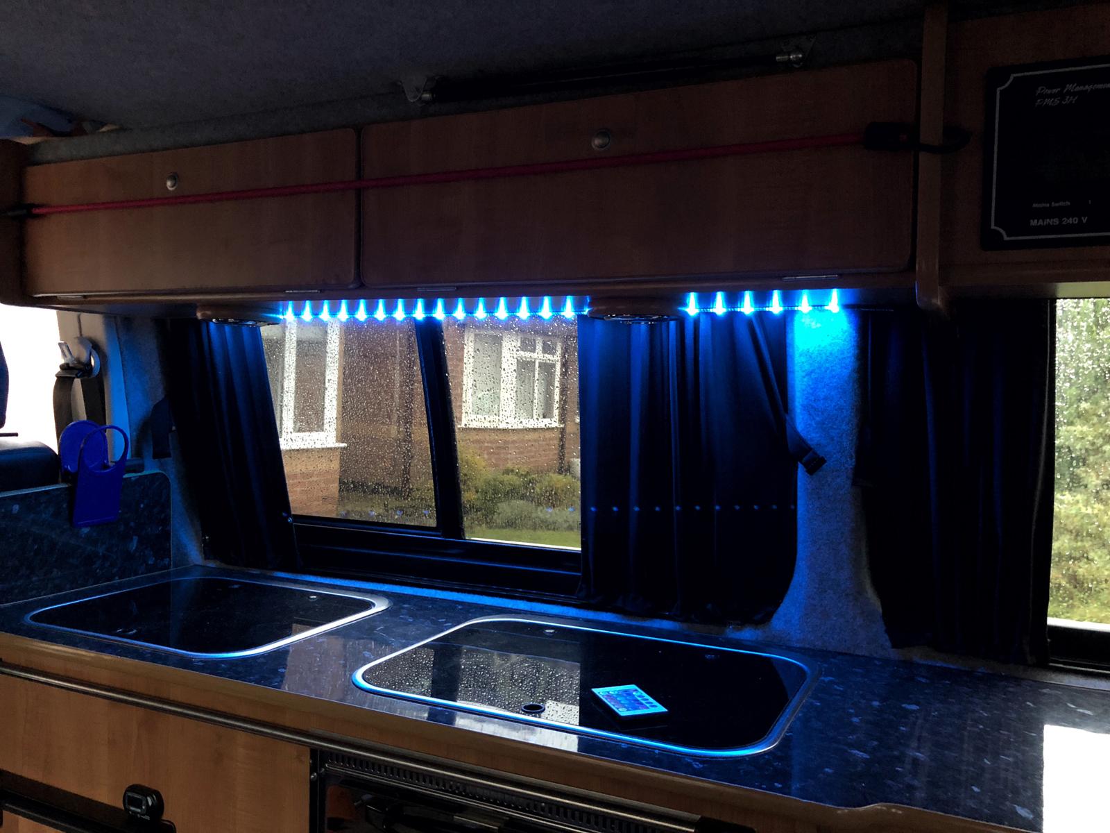 Cheap Led Lighting For The Campervan Volkscamper
