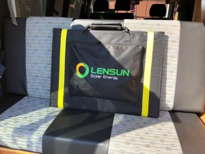 Campervan 12v Folding Solar Panel